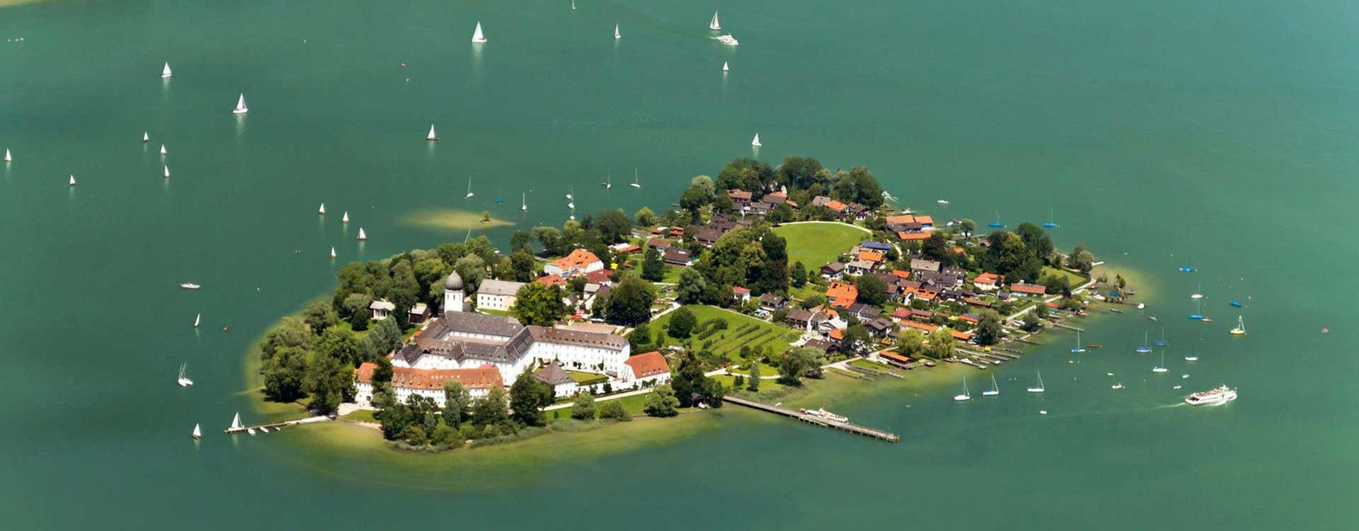 Fraueninsel am Chiemsee